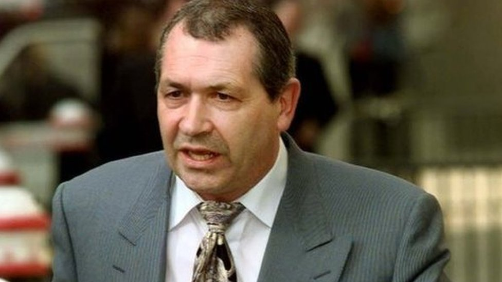 John 'Goldfinger' Palmer death: 'Killer used spyhole'