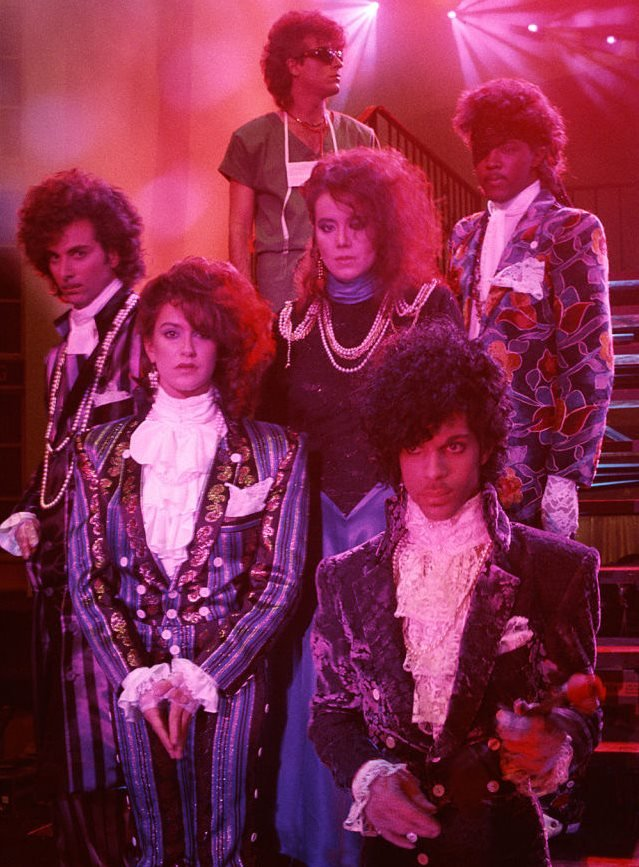 Prince and the Revolution in 1984