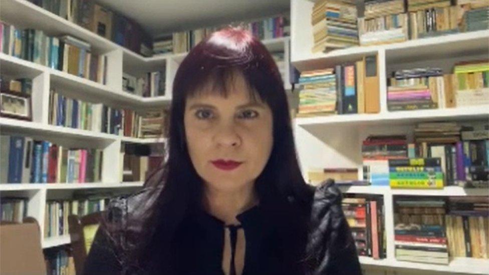 Dr Melania Amorim