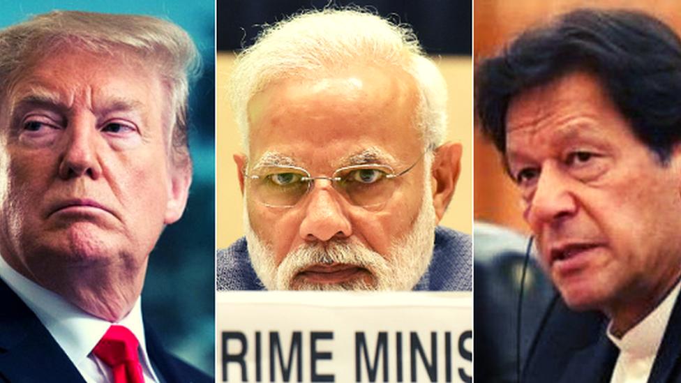 ट्रंप क्या पाकिस्तान को लेकर अब उदार हो रहे हैं?