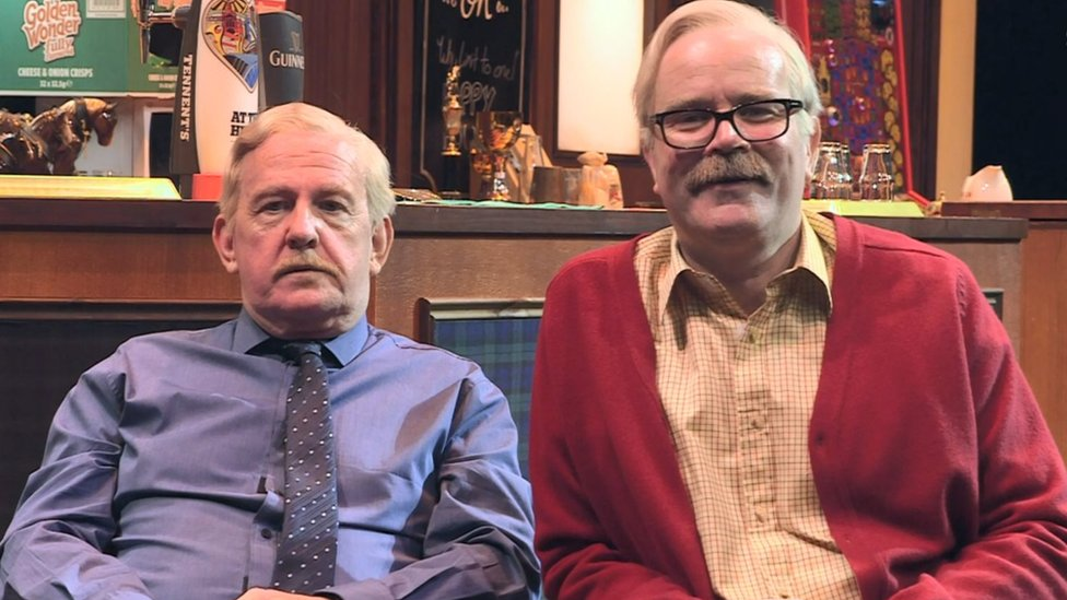 Jack and Victor from Still Game