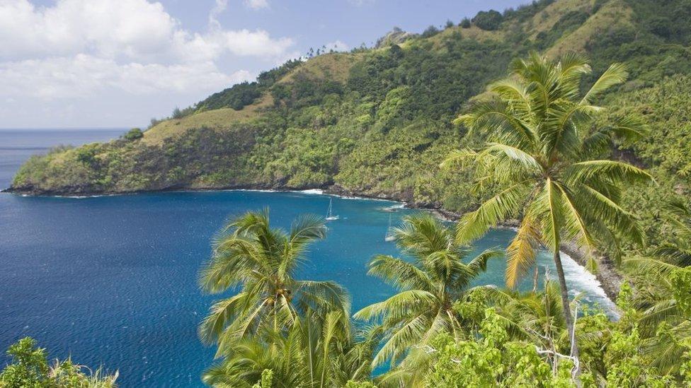 Tahuata, Polinesia francesa