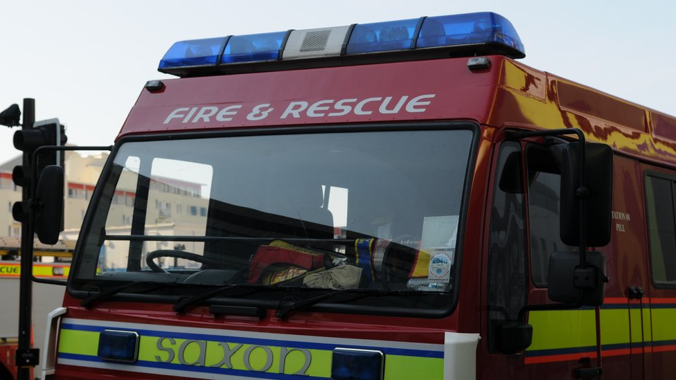 Gloucestershire fire brigade rapped over credit card use