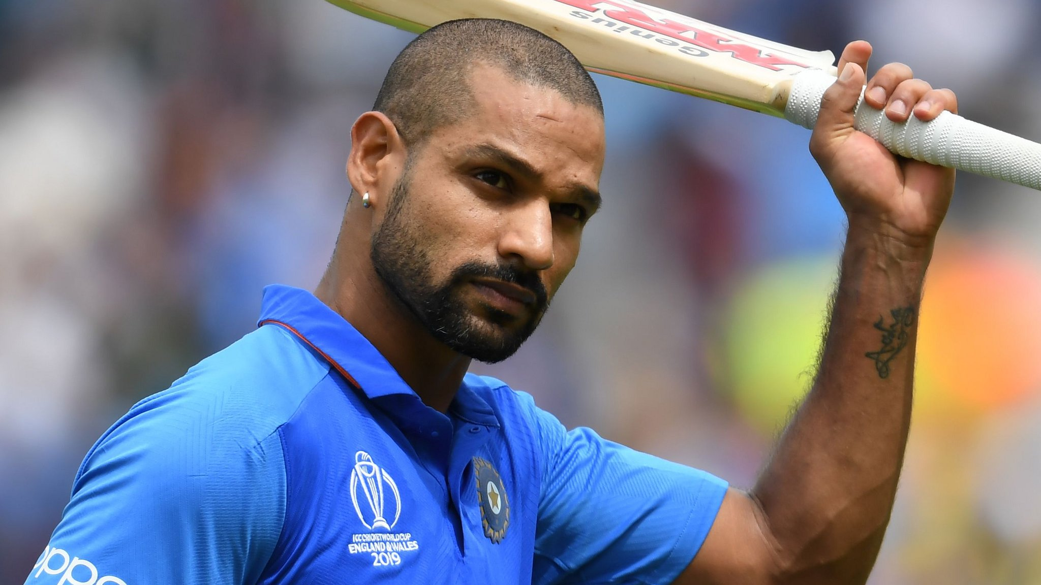 Shikhar Dhawan: India opener ruled out of World Cup with fractured thumb