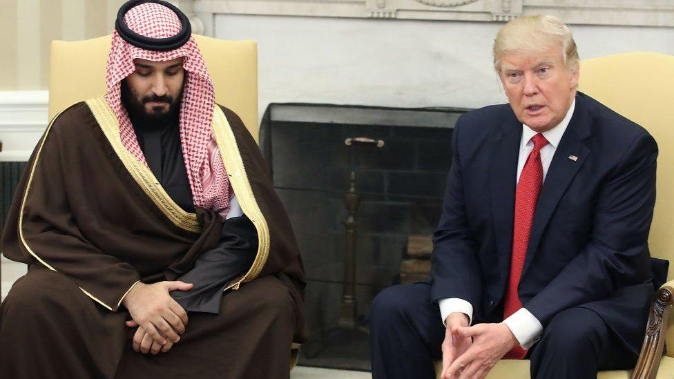 एक दूसरे को कब तक बर्दाश्त करेंगे सऊदी और अमरीका