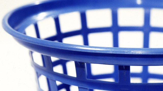A laundry basket