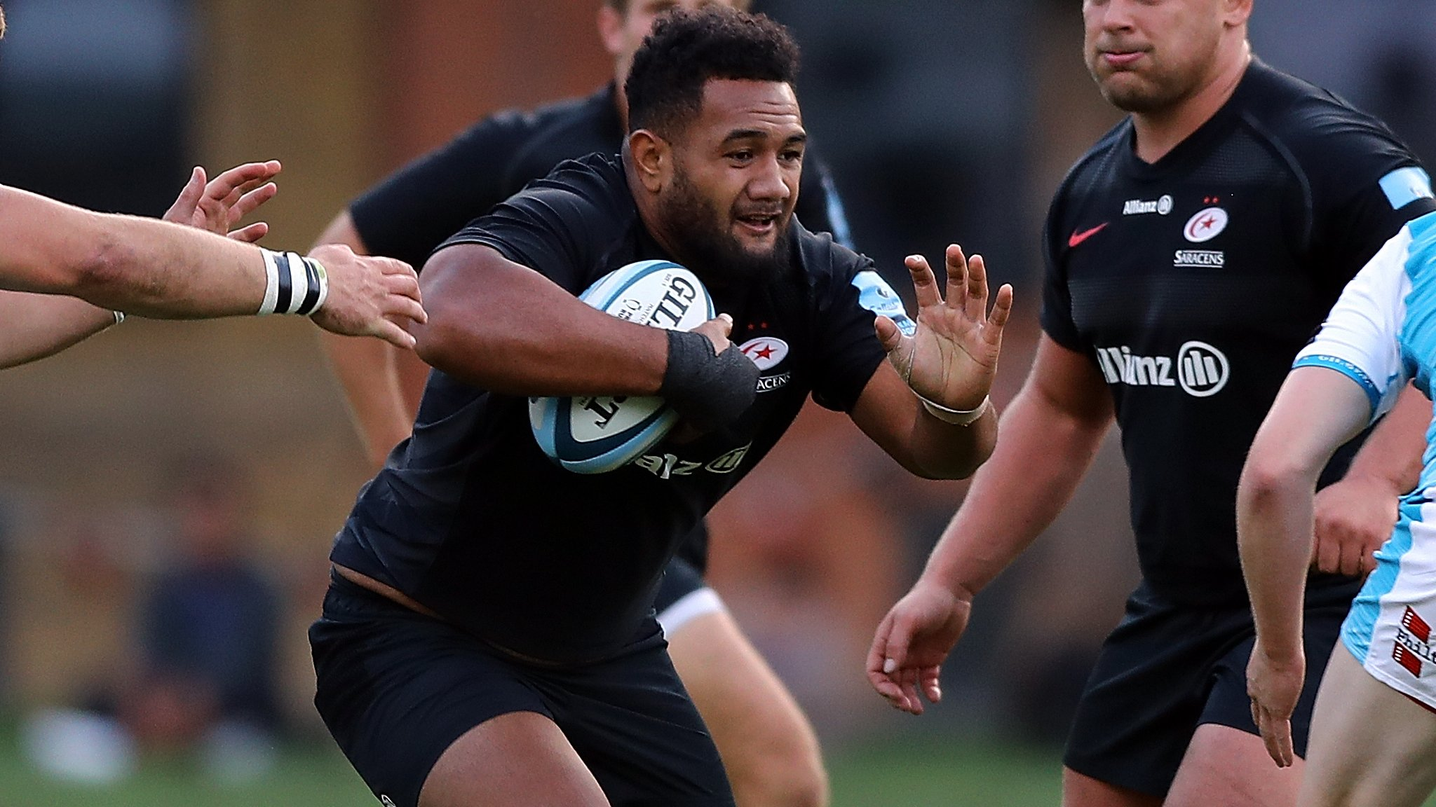 Sione Vailanu: Wasps sign Saracens and Tonga number eight