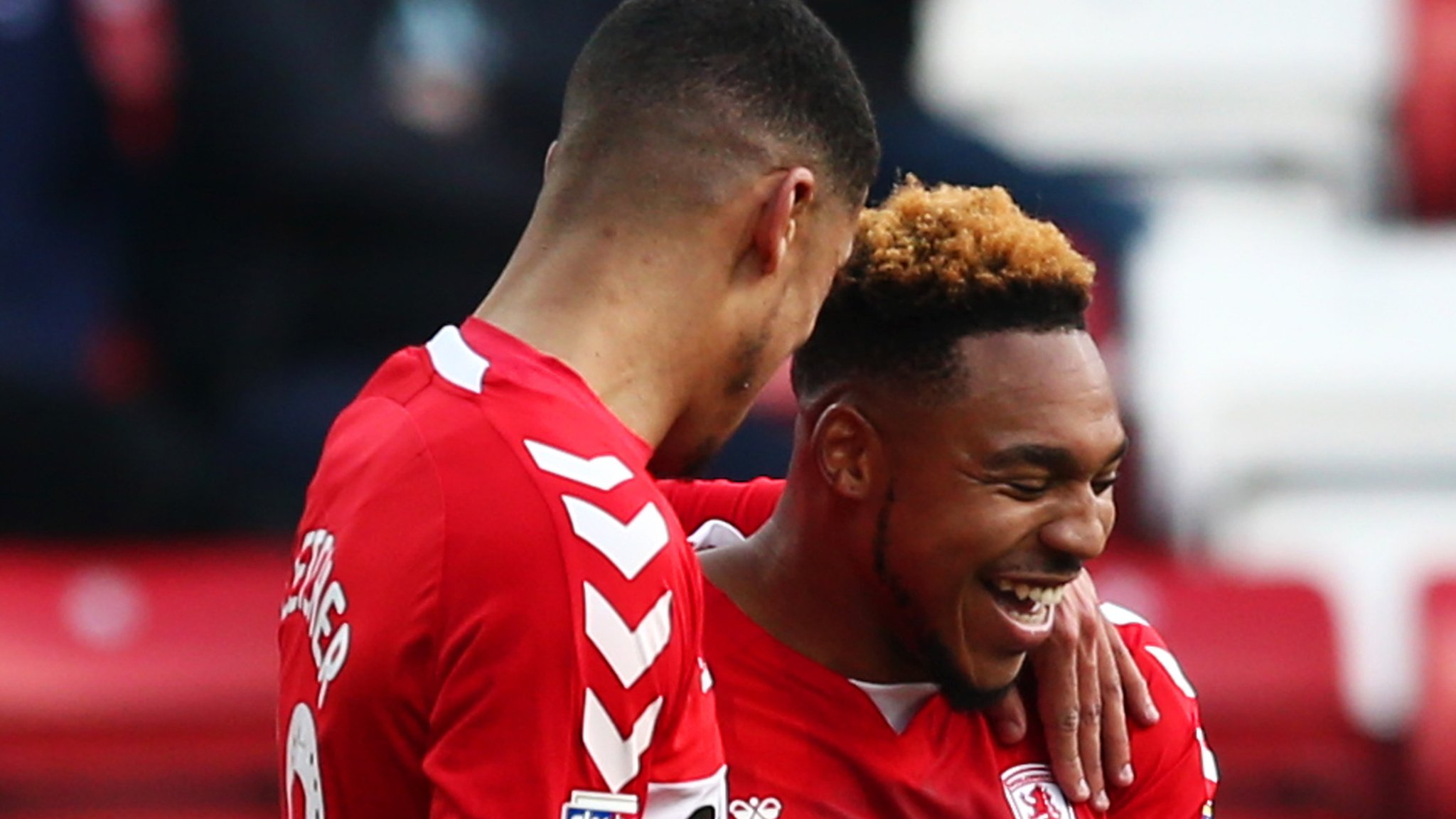 Blackburn 0-1 Middlesbrough: Assombalonga strikes as Boro beat 10-man hosts