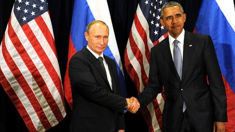 Putin ve Obama