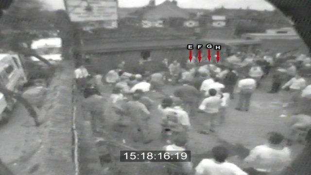 Hillsborough witness appeal video 2