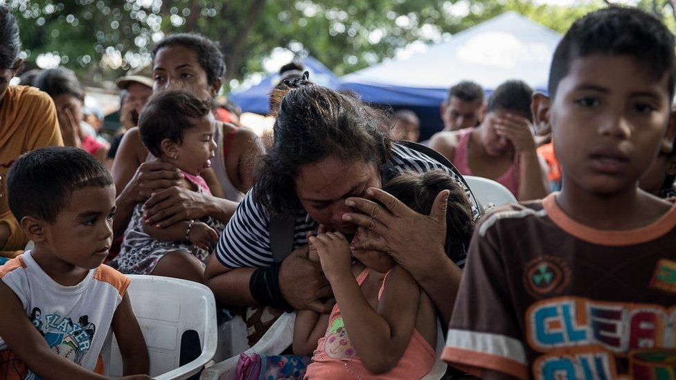 Keluarga Venezuela