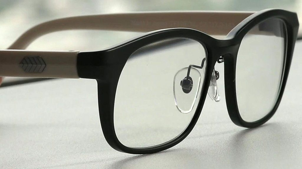 Hi-tech glasses offer alternative to bifocals