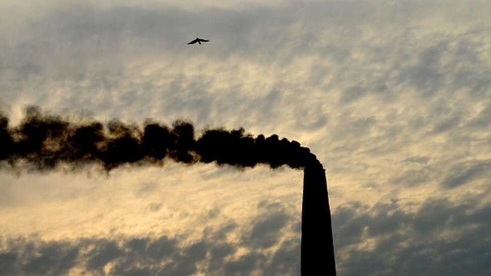 Factory pollution in india