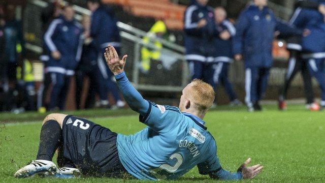 Highlights - Dundee United 1-2 Hamilton
