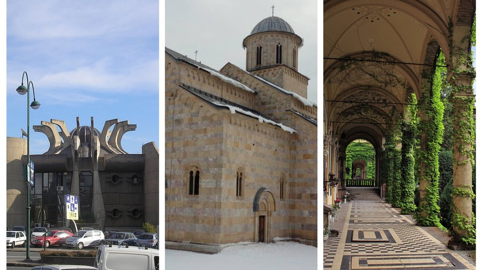 Skoplje, Dečani, Mirogoj