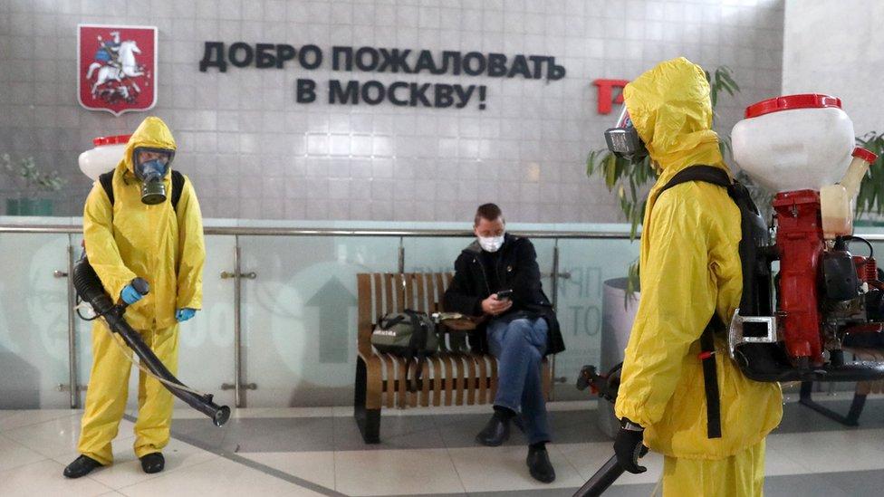В Москве объявили локдаун с 28 октября по 7 ноября