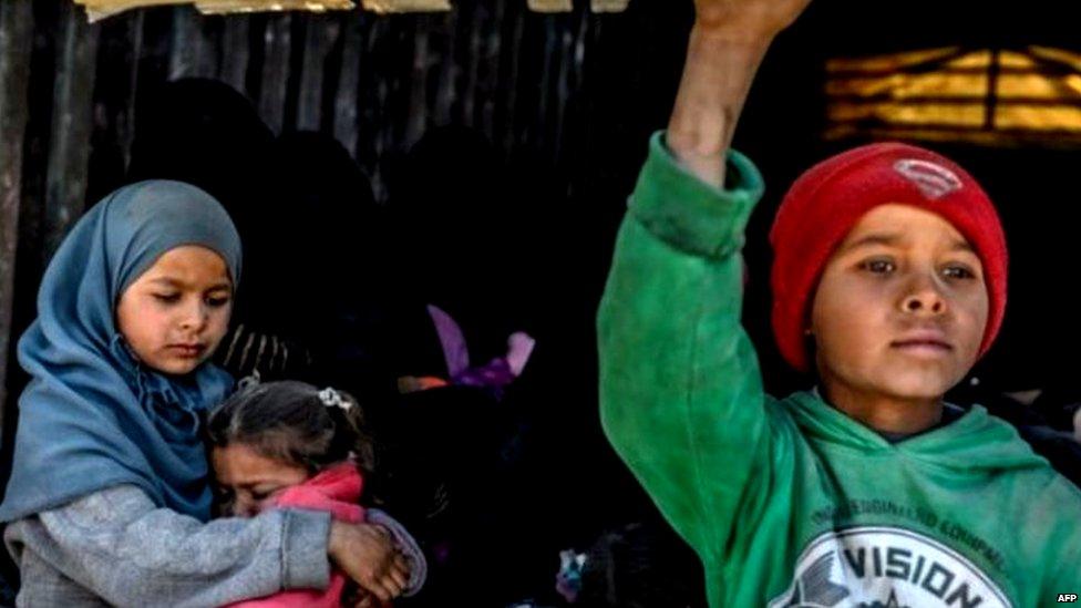 सीरिया से वाक़ई आईएसआईएस का अंत हो चुका है?