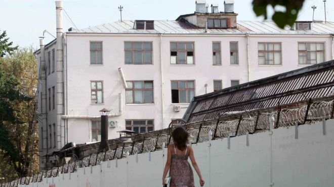 سجن ليفورتوفو