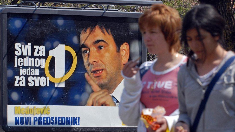 Podgorica, 4. april 2008. godine