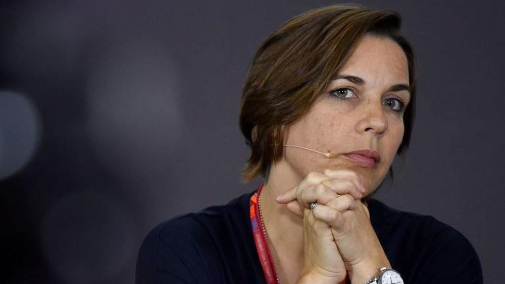Formula 1: Team chief Claire Williams supports scrapping of 'grid girls'