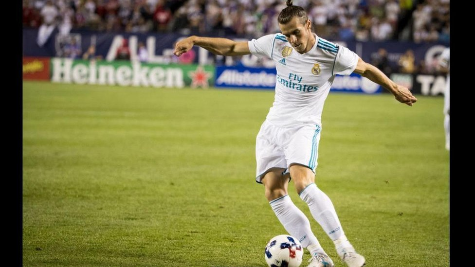 El fichaje del jugador galés Gareth Bale por parte del Real Madrid costó la cifra récord, para 2013, de 86 millones de libras esterlinas. (Foto: Getty Images)