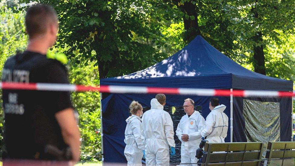 موسكو تتوعد بالرد على طرد ألمانيا دبلوماسيَّين روسيين تشتبه في علاقتهما بمقتل مواطن جورجي