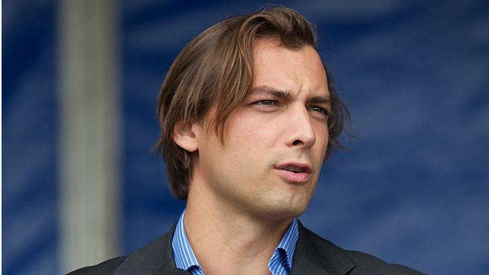 Thierry Baudet, el excéntrico nuevo rostro de la extrema derecha holandesa que t ...