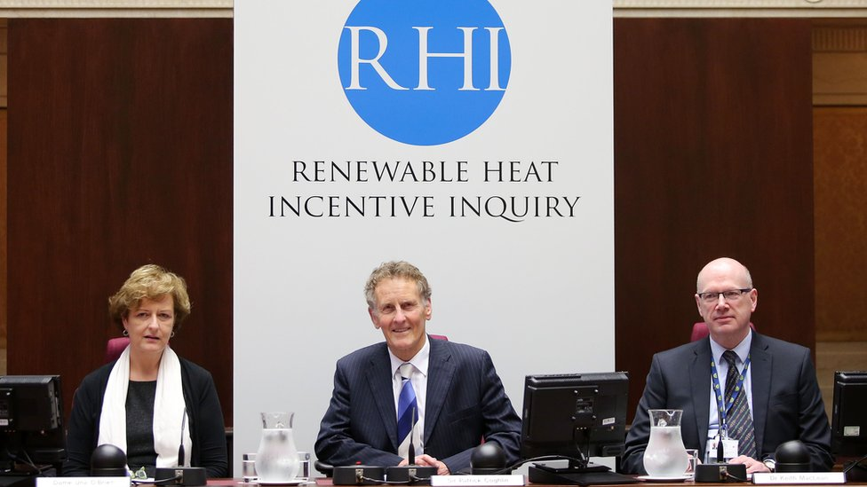 The RHI Inquiry panel