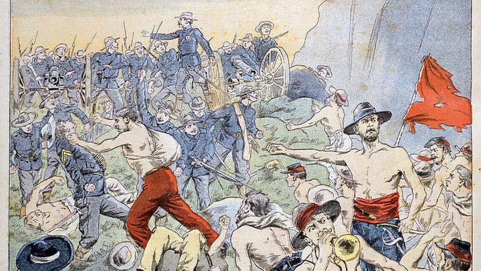 Ілюстрація le Petit Journal