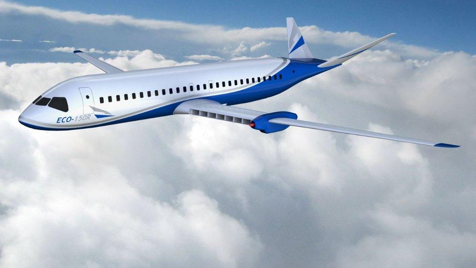 Wright One plane