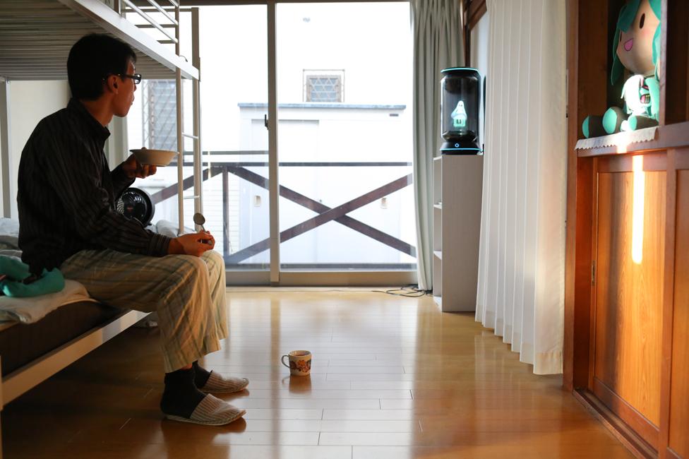 Akihiko Kondo u stanu