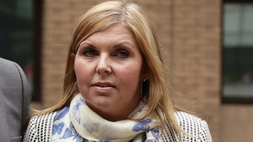 Max Clifford's daughter, Louise