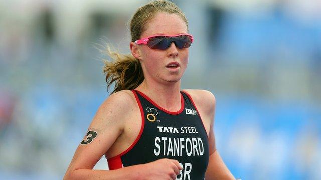 Triathlete Non Stanford