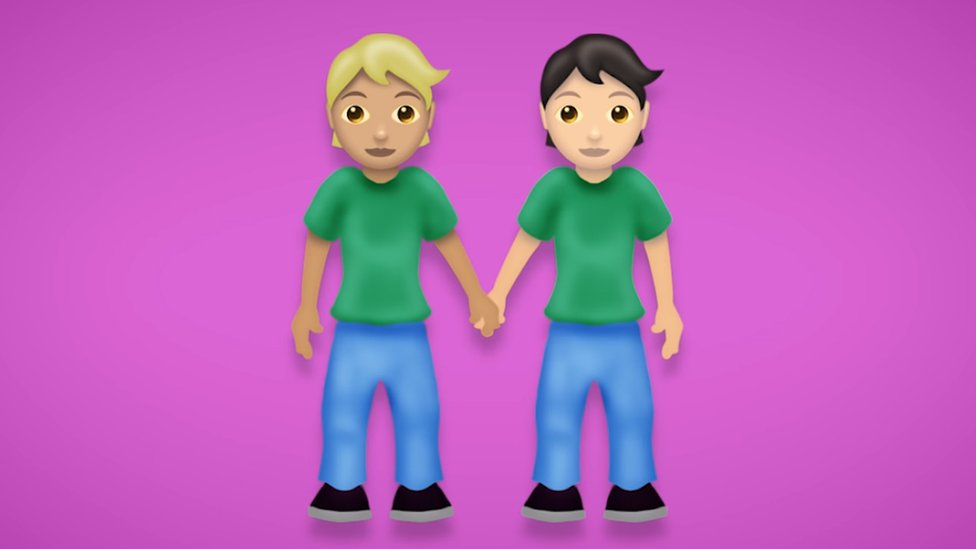 emoji pareja