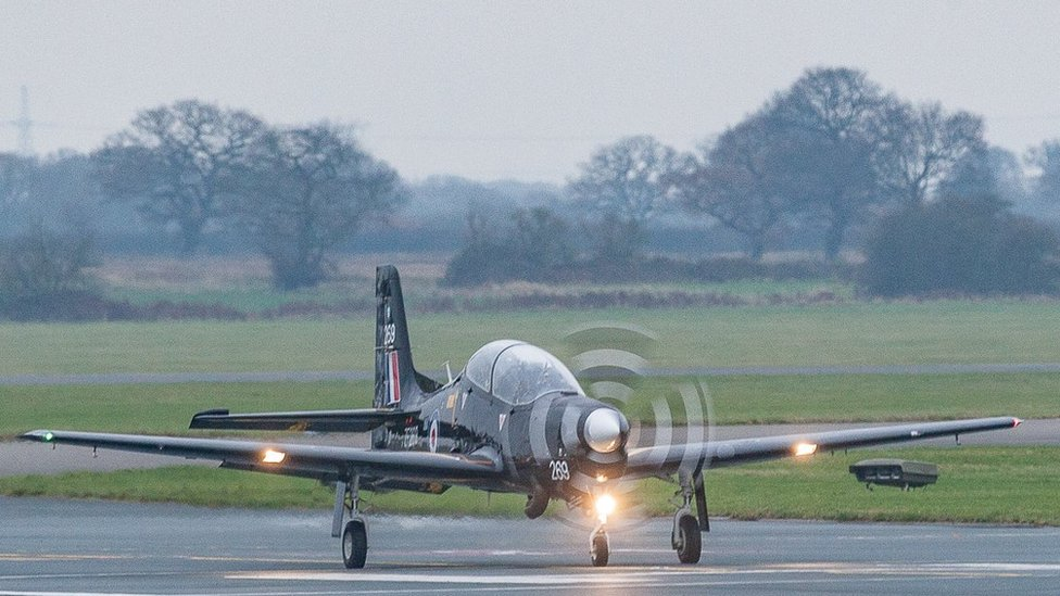Tucano at Linton on Ouse