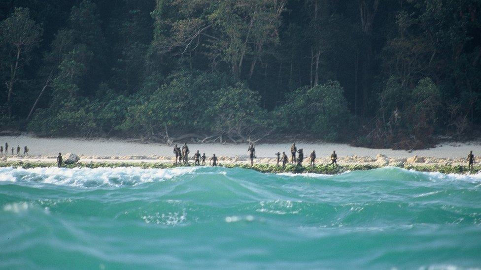 La tribu, en una fotografía de 2005.