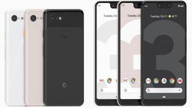 Що нового показав Google на презентації Pixel 3?