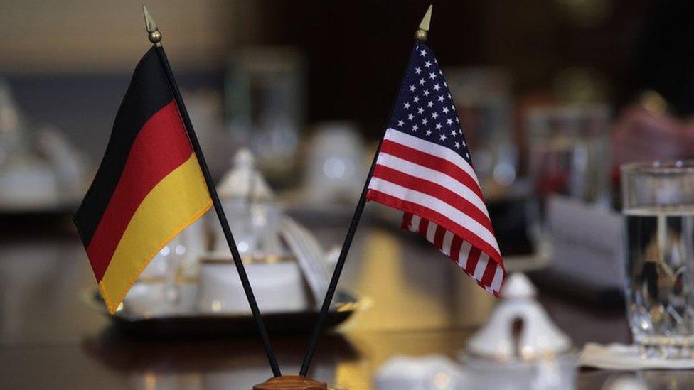 Газовый ответ. Почему Трамп хочет вывести американские войска из Германии