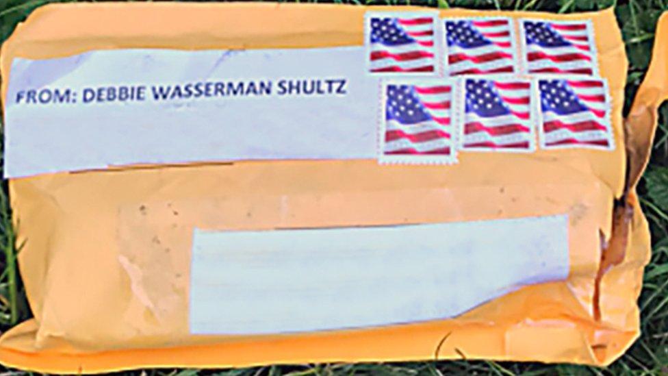 paquetes enviados.