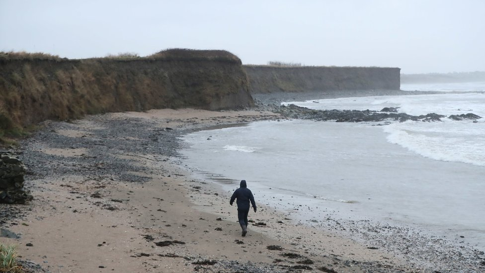 Dublin: Newborn baby's body found on beach