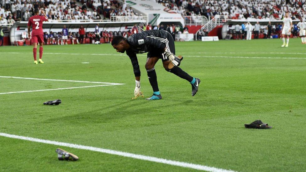 نصف نهائي كأس آسيا 2019 بين قطر والإمارات