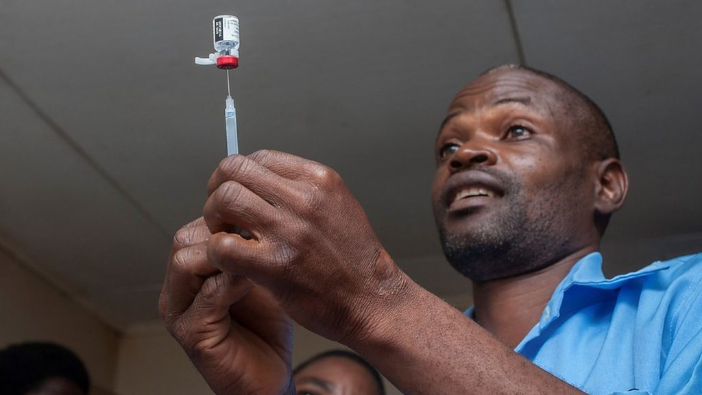 Malaria: Africa pilots world's first vaccine in major trial