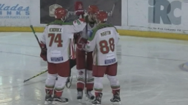 Cardiff Devils beat Manchester Storm
