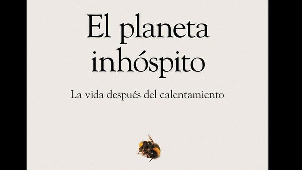 Tapa del libro The Uninhabitable Earth (