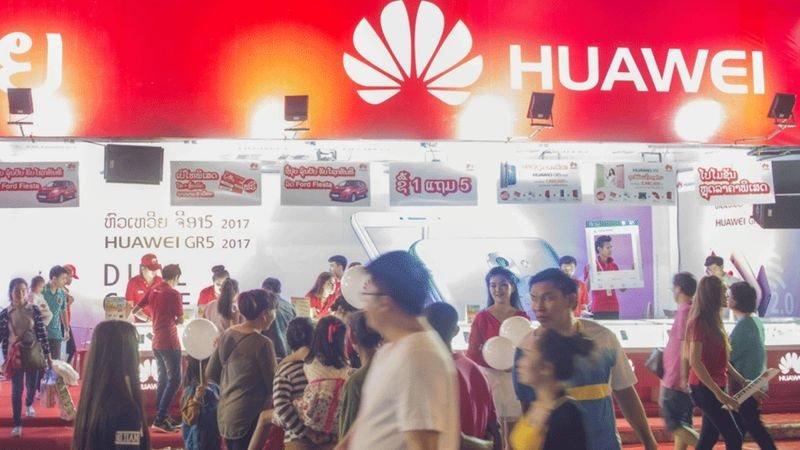 Huawei membantah tuduhan bahwa mereka menyokong aksi mata-mata Cina.