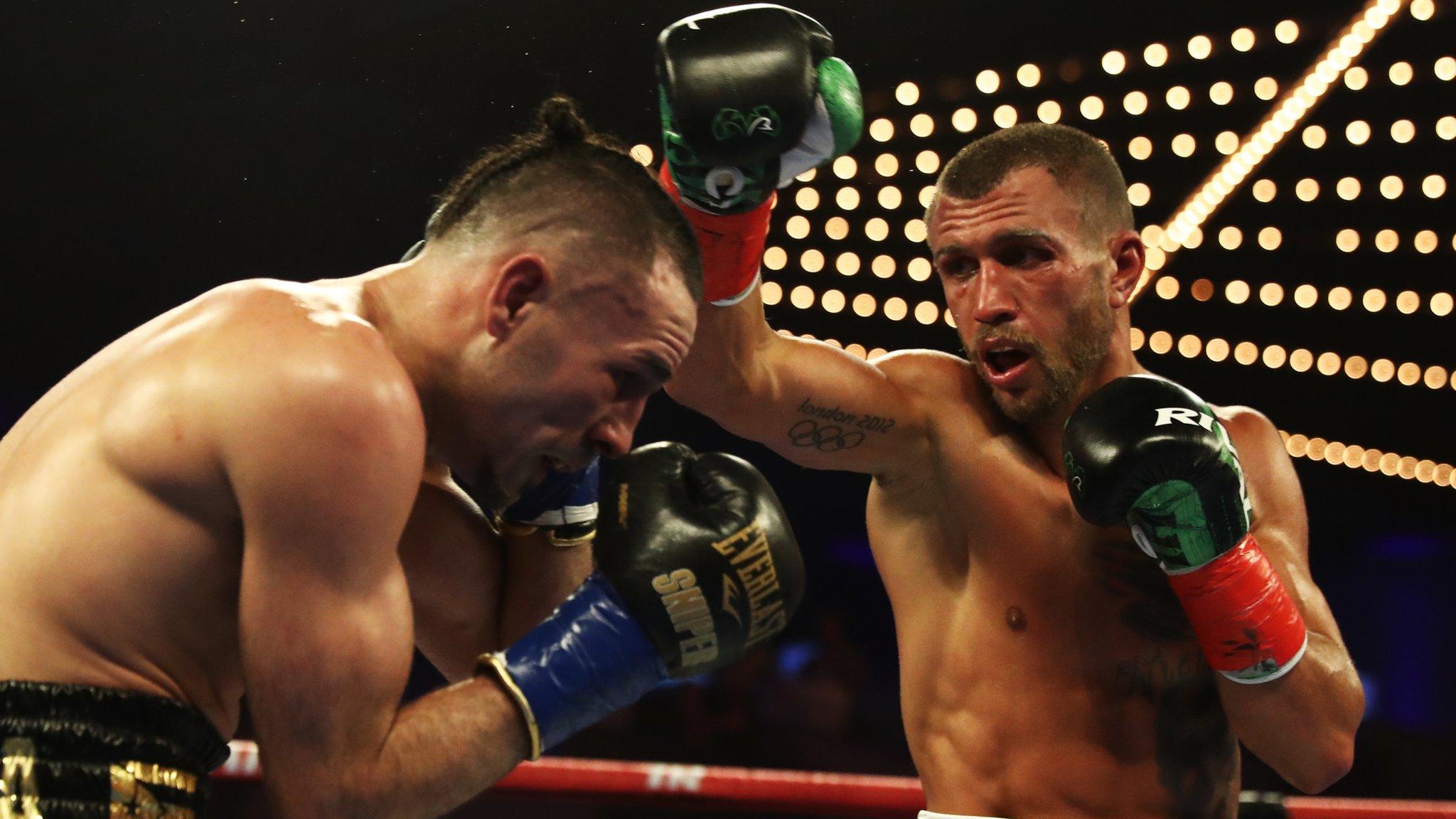 Vasyl Lomachenko beats Jose Pedraza as Isaac Dogboe loses belt to Emanuel Navarrete