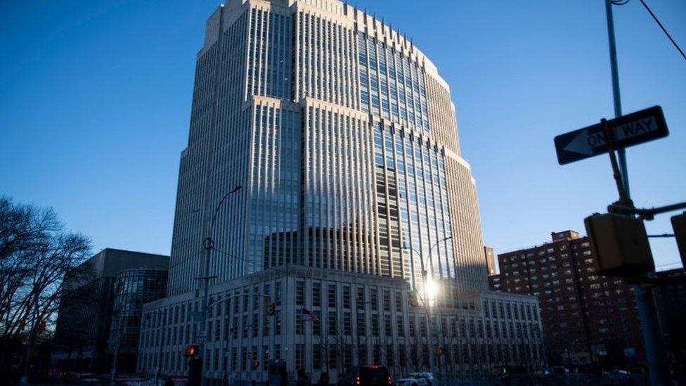 Corte Federal de Brooklyn