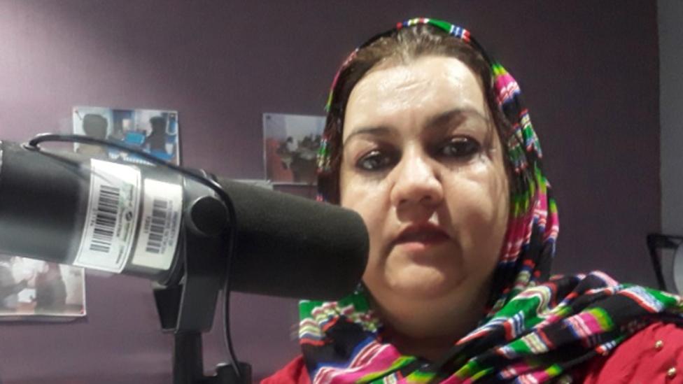 Sediqa Sherzai