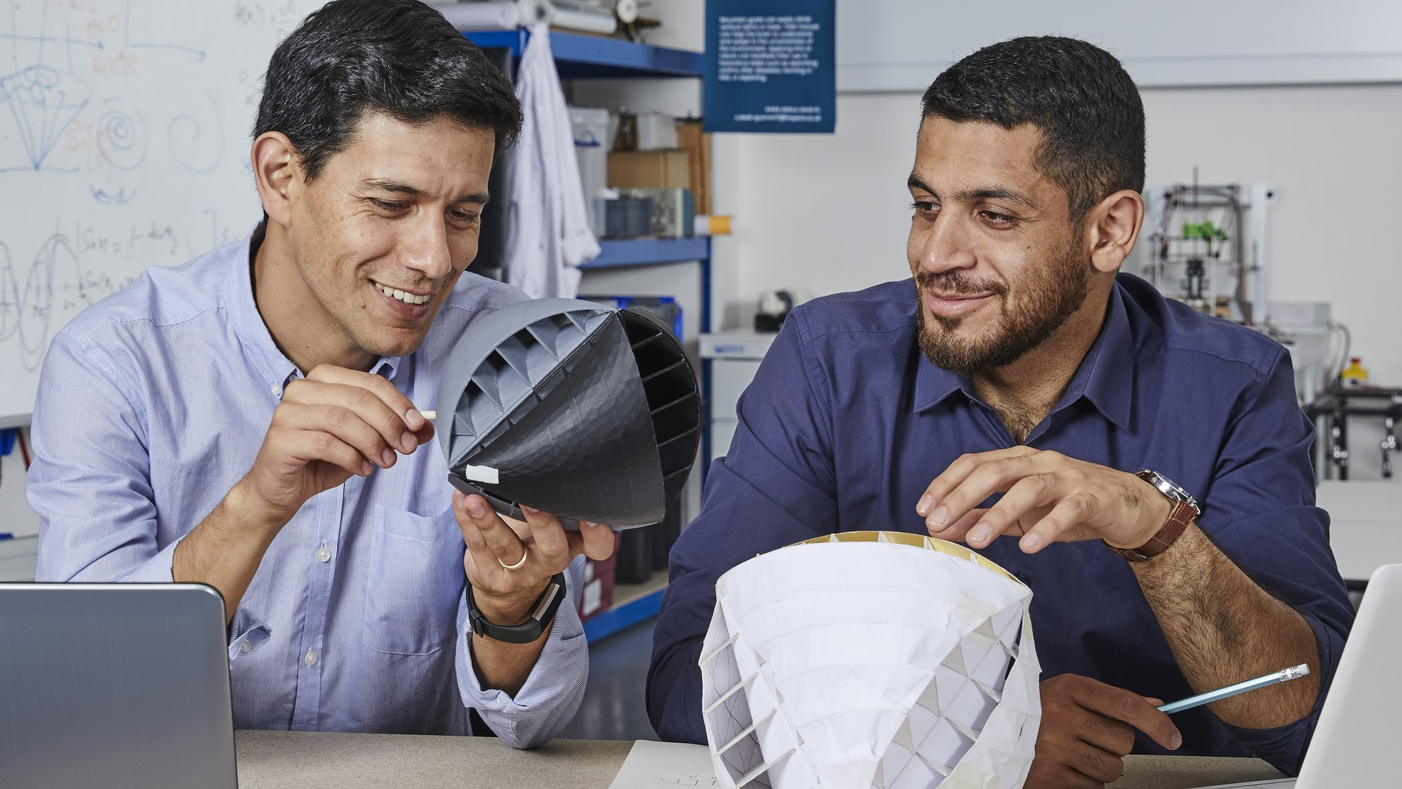 Urban wind turbine wins UK James Dyson award