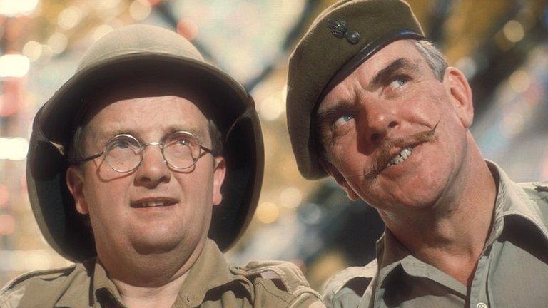 Obituary: Comedy actor Windsor Davies